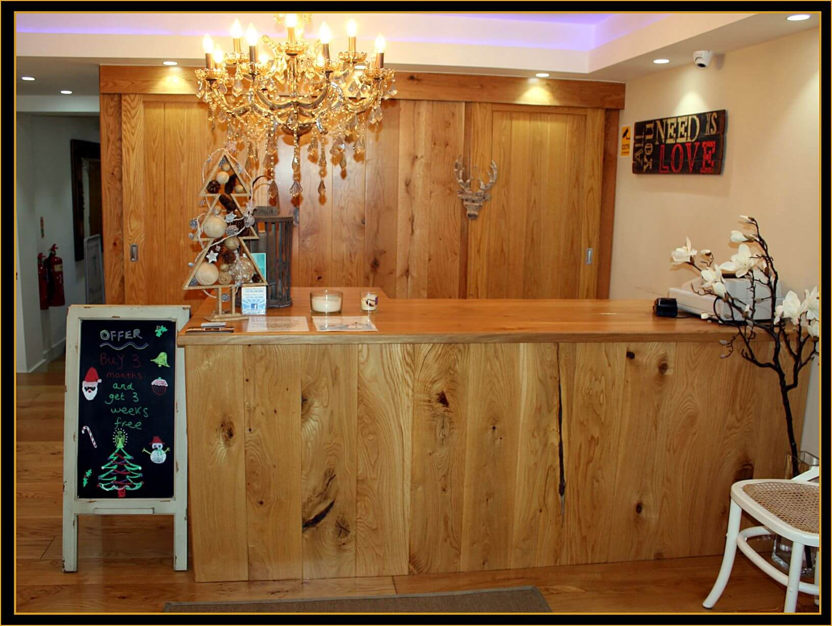 Stockport Treatment Room
