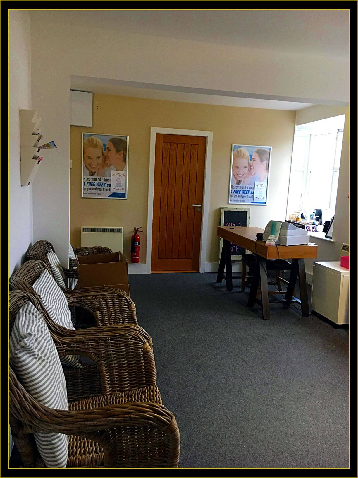 Wilmslow Treatment Room